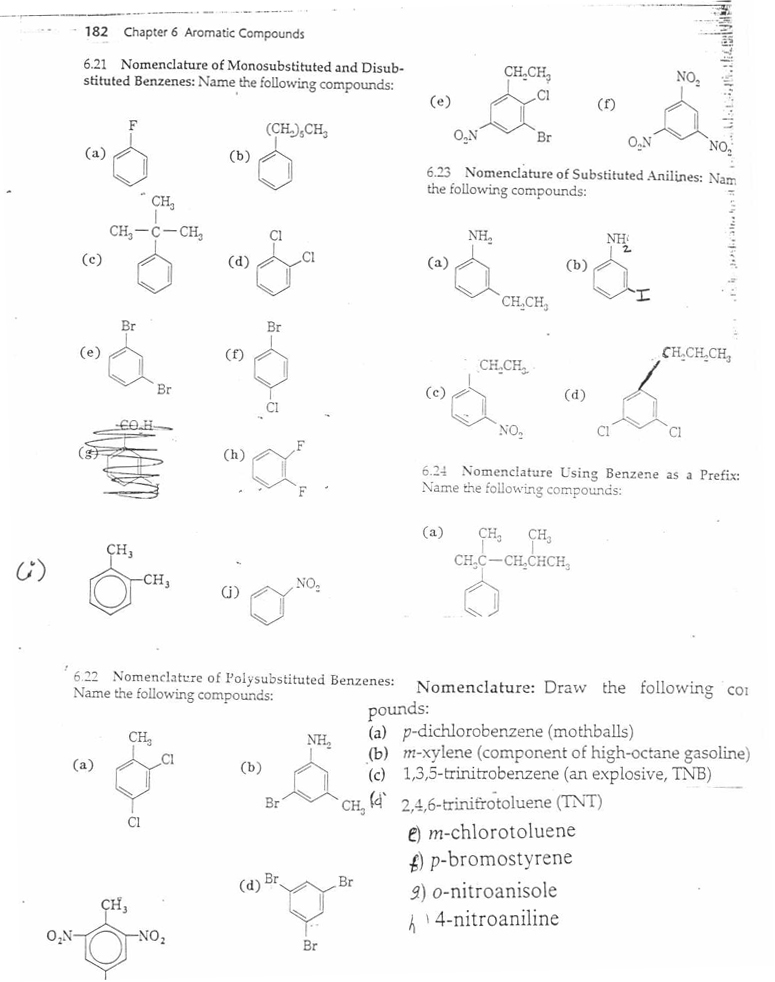 Organic Chemistry. And Aromatic Nomenclature Aromatics Handout Homework Worksheet. Worksheet. Worksheet Naming Organic Pounds At Clickcart.co